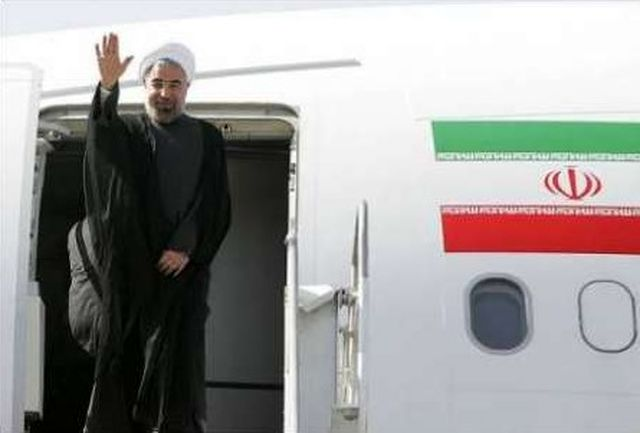 پایان سفردو روزه رئیس جمهوری به استان