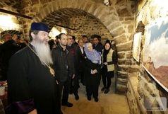 افتتاح نمایشگاه عکس کلیساهای ثبت جهانی شده منطقه آزاد ارس