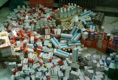 کشف محموله 2 میلیاردی گیاهان دارویی قاچاق در زاهدان