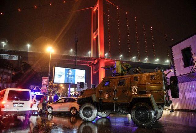 دو خارجی در ارتباط با حمله استانبول بازداشت شدند