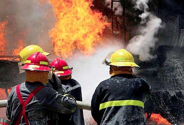 منزلی در اهواز در اثر نشت گاز دچار انفجار شد