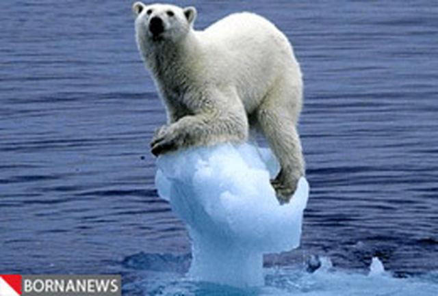 گرم شدن زمین عامل افزایش سرمای اروپا