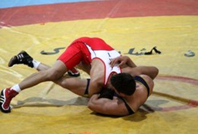 صعود دو آزادکار ایران به نیمهنهایی مسابقات قهرمانی آسیا