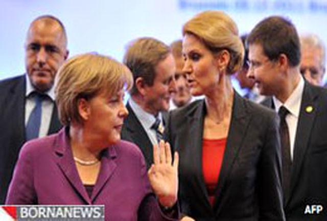 سایه سنگین بحران یورو بر نشست سران اتحادیه اروپا