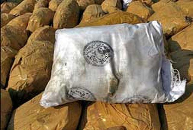 جلوگیری از ورود بیش از 18 تن انواع موادمخدر