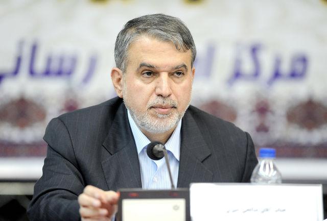 پیام تسلیت وزیر فرهنگ و ارشاد اسلامی به ملت ایران و خانواده شهدای حمله تروریستی تهران