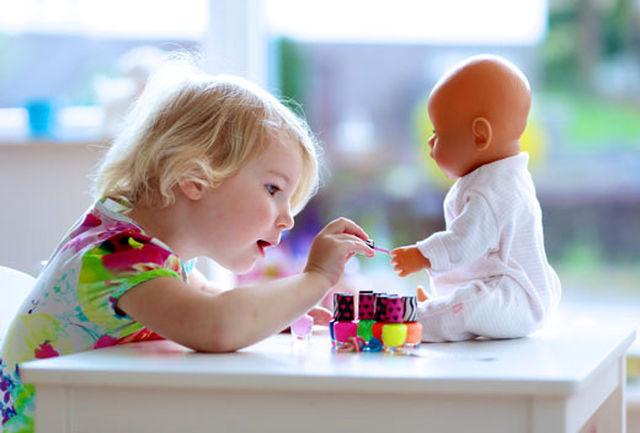 تاثیر منفی لاک بر هوش کودک!