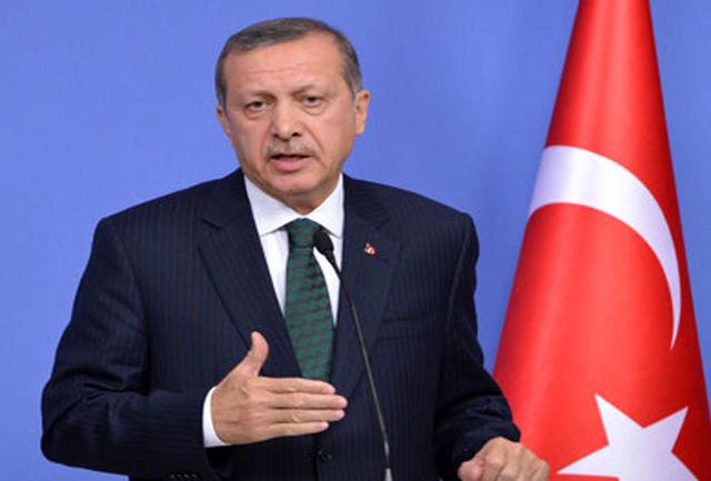 اردوغان در همه پرسی شرکت کرد