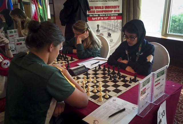 مسابقات منطقه ای شطرنج جام سربداران