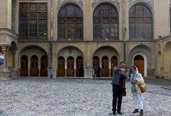 نوروز در تهران ((عمارت مسعودیه))