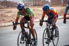 رکابزنان خراسانی در اردوی تیم ملی سرعت
