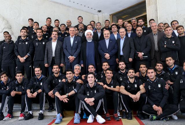 پیروزی بزرگ دیپلماسی ورزشی ایران