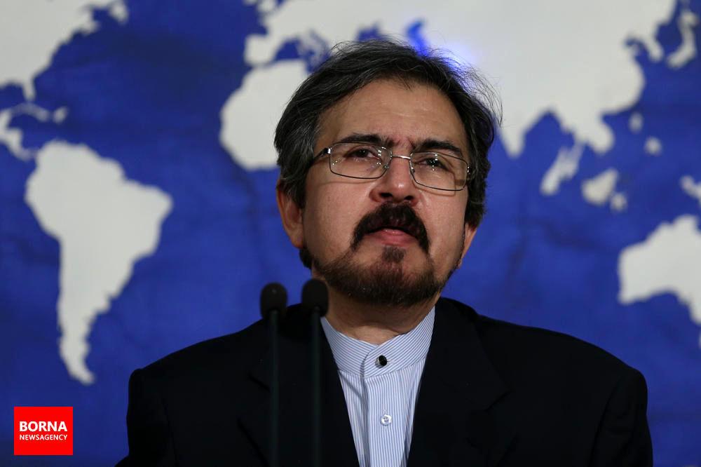 واکنش ایران به اظهارات غیر قابل قبول مقامات ترکیه