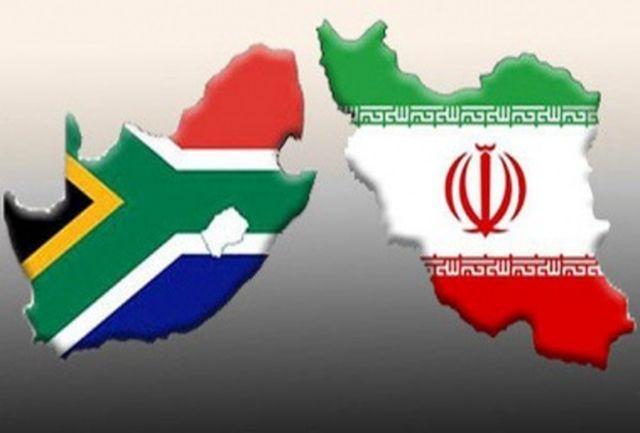 دکتر غلامی با وزیر علوم آفریقای جنوبی دیدار و گفتگو می کند