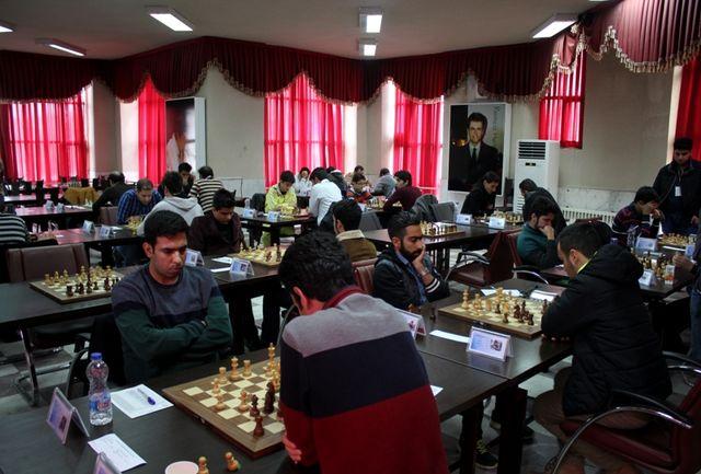 """""""جام کارون""""شطرنج کشور در اهواز به پایان رسید"""