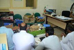 دستگیری باند سارقان حرفهای خودرو در زاهدان