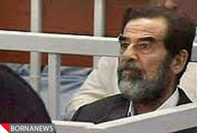 پسرخاله صدام تبرئه شد