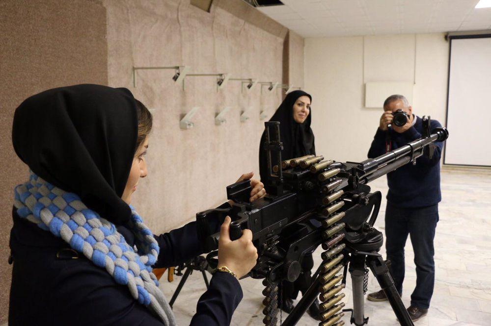 گزارش تصويري مسابقات تیراندازی خبرنگاران در ارومیه