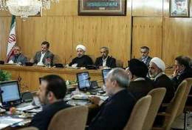 مهمترین مسایل و مباحث اجرایی کشور در هیات وزیران بررسی شد