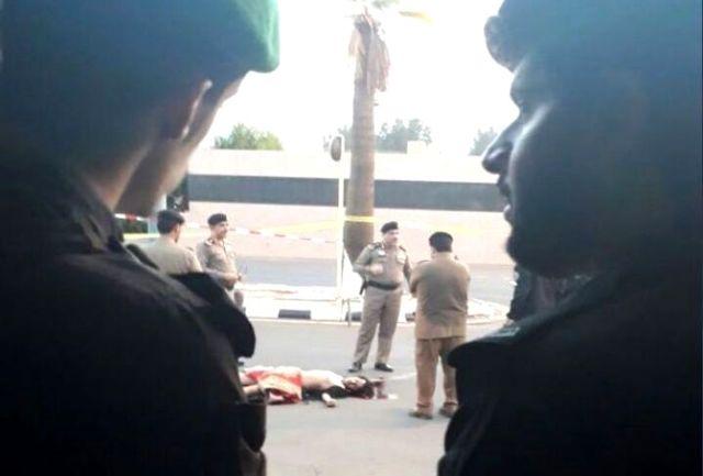 حمله مسلحانه به کاخ پادشاهی عربستان در جده