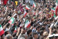 تظاهرات ضد آمریکایی بعد از اقامه نمازجمعه در سراسر کشور
