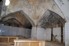 مرمت حمام تاریخی حاج شهبازخان