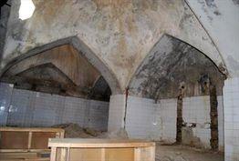 حمام 600 ساله سمنان مرمت می شود