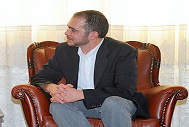 شاهزاده اردن: از سعیدلو حمایت میکنیم
