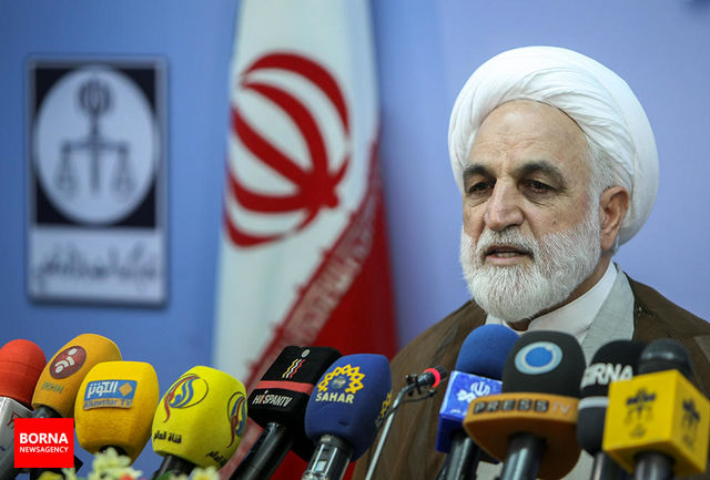 حجت الاسلام اژهای لغو سخنرانی در مشهد را پیگیری میکند