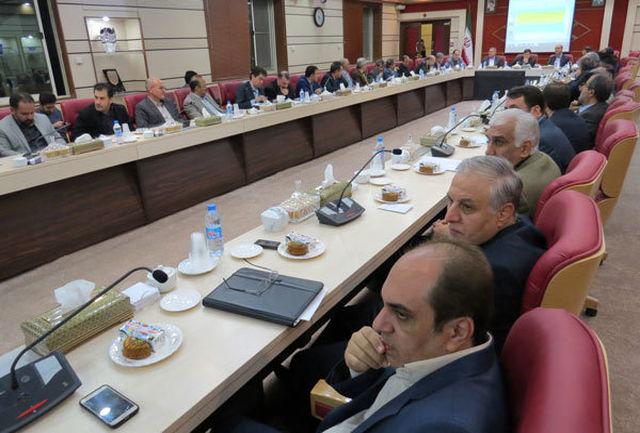 برگزاری هشتمین کارگروه اشتغال و سرمایه گذاری در قزوین