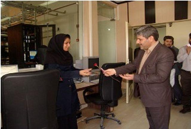 مدیر عامل شرکت مخابرات لرستان از بانوان شاغل در این اداره تقدیر کرد