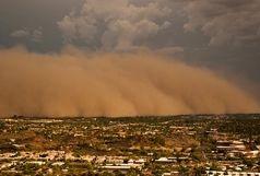 وزش باد شدید و گرد و غبار در 3 استان کشور