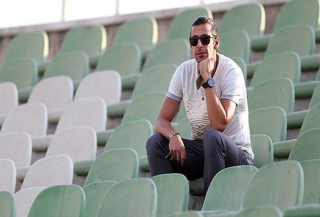 زندی: فضای فوتبال ایران کثیف است/ از تصمیمی که گرفتم پشیمان نیستم