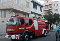 یک مصدوم در اثر انفجار منزل مسکونی در شهرک مهدیه قزوین
