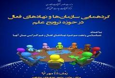 «گردهمایی سازمانها و نهادهای فعال در حوزه ترویج علم» برگزار میشود