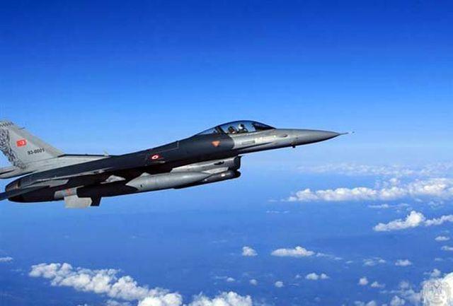 حملات هوایی ترکیه به کُردستان عراق