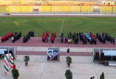 دومین دوره مسابقات فوتبال اتباع بیگانه در قزوین آغاز شد