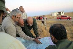 حضور سرلشکر باقری در حلب