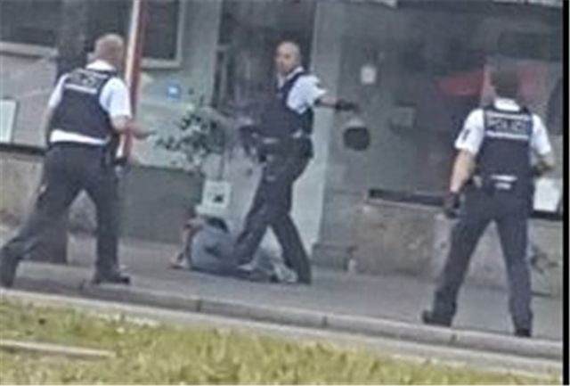 حمله با سلاح سرد در کلن آلمان