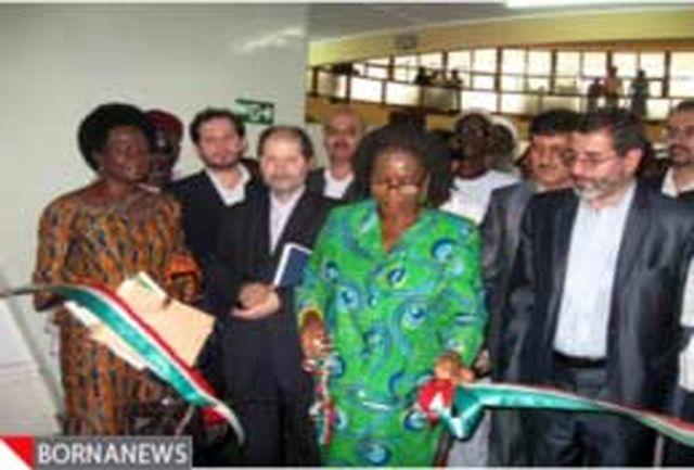 جشنواره تجسمی فجر در غنا آغاز شد