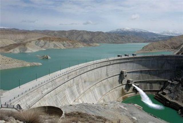 کاهش 13 درصدی آب ورودی به سدها