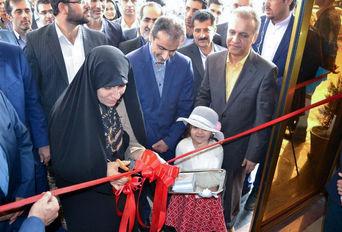 افتتاح هتل ابریشمی در لاهیجان