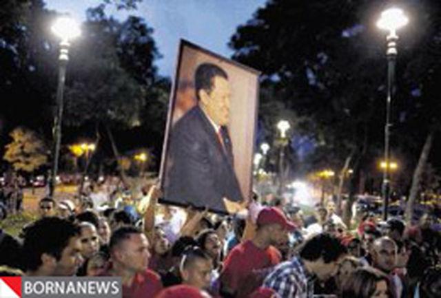 چاوز از چنگال سرطان رهایی مییابد