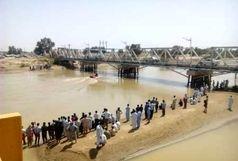 2 جوان در رودخانه نهراب سیستان غرق شدند