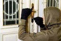 دستگیری سارق  خانه های دورود