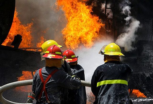 بی احتیاطی در استفاده از لوازم گاز سوز موجب انفجار شد