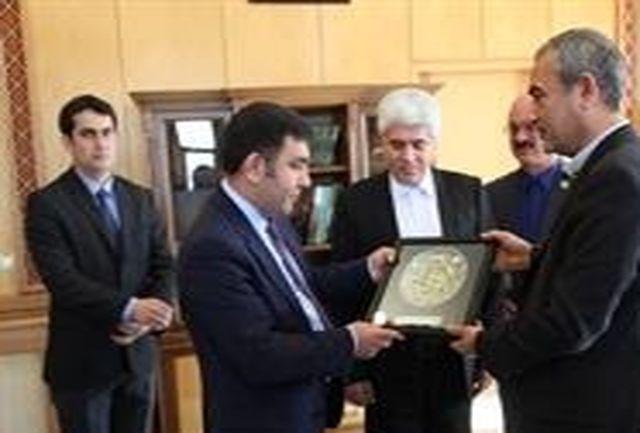 گسترش بیشترروابط دوستانه ایران و جمهوری آذربایجان