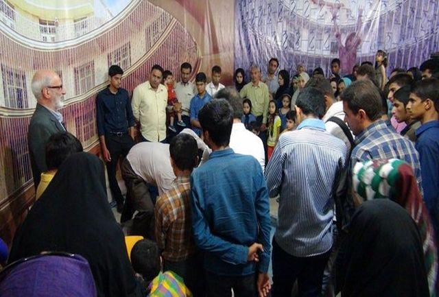 نمایشگاه موزه عبرت ایران در بندرعباس آماده بازدید شهروندان است