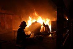 معلم فداکار کرمانشاهی 25 دانش آموز را از آتش بیرون کشید