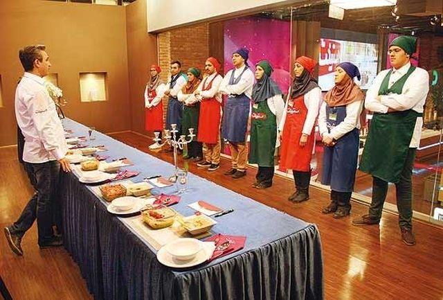 آغاز رقابت گروه 10 سرآشپزان مسابقه بین المللی دستپخت